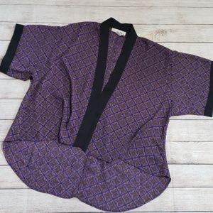 2 for $25 🌞《Sans Souci》kimono